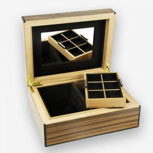 Coffrets bijoux Modèle 3