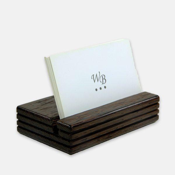 bureau-wengue-porte-carte-de-visite-horizontal