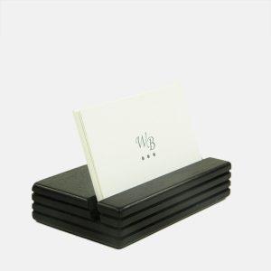 porte-carte-de-visite-ebene-noir